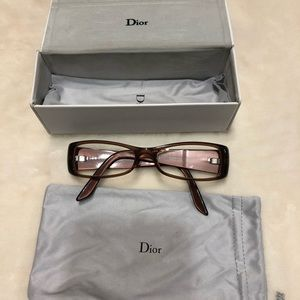 ⚡️SALE 💯AUTHENTIC✨ Christian Dior Glasses